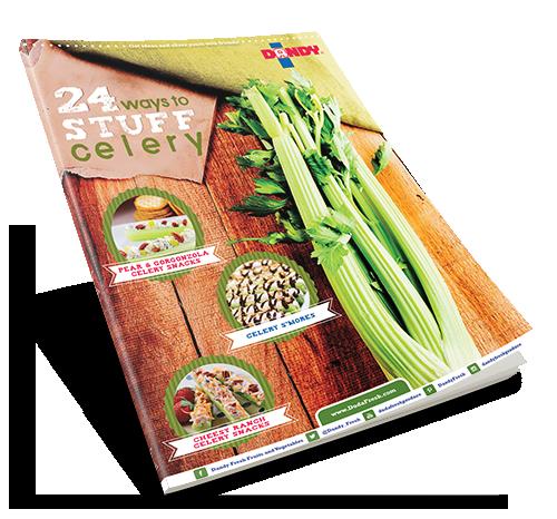 24 Ways to Stuff Celery