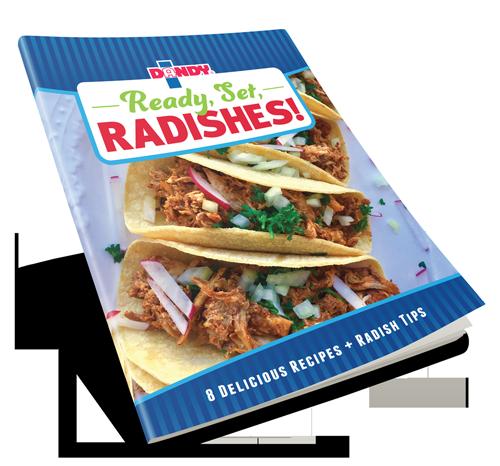 Ready Set Radishes