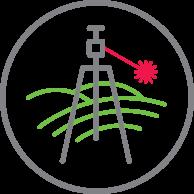 Laser Leveling icon