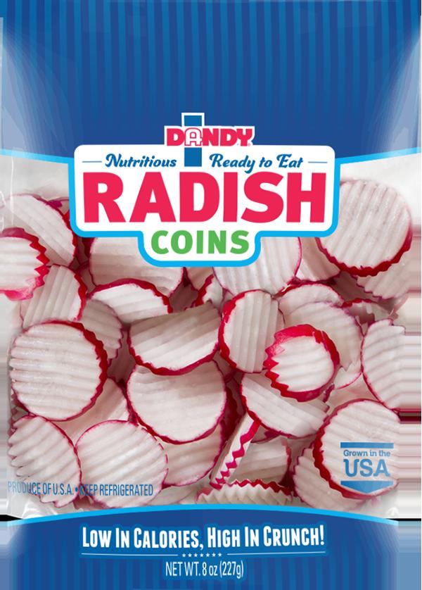 Radish Coins