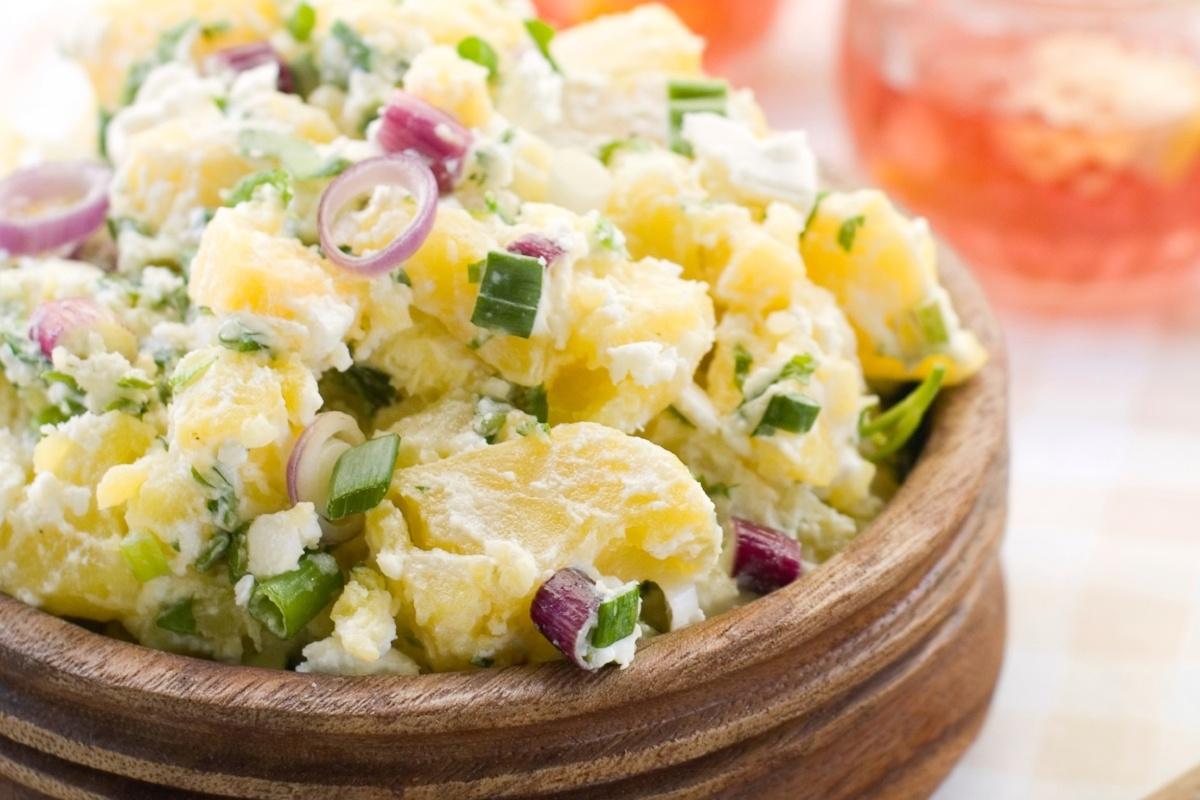 Potato Salad Recipe With Celery