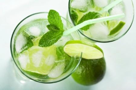 Skinny Celery Juice Mojito