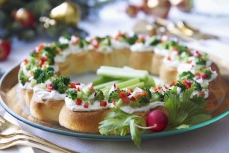 Celery Celebration Rolls