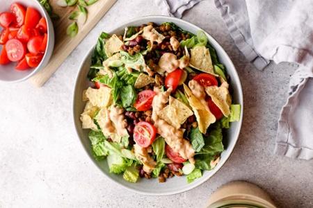 Vegan Taco Salad-10-1