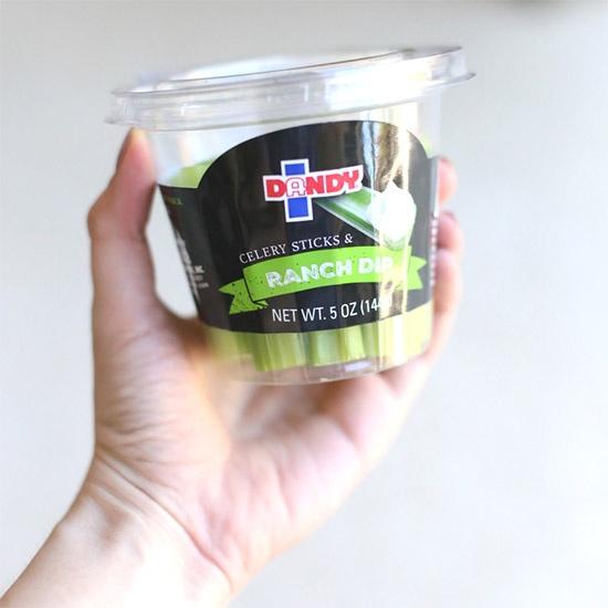 ranch celery snacker